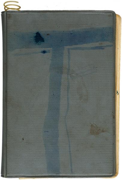 [Рукописный сборник стихов] Шпаликов, Г. 25сихотворений. Черновые ибеловые автографы. [М.], 1960-е гг.