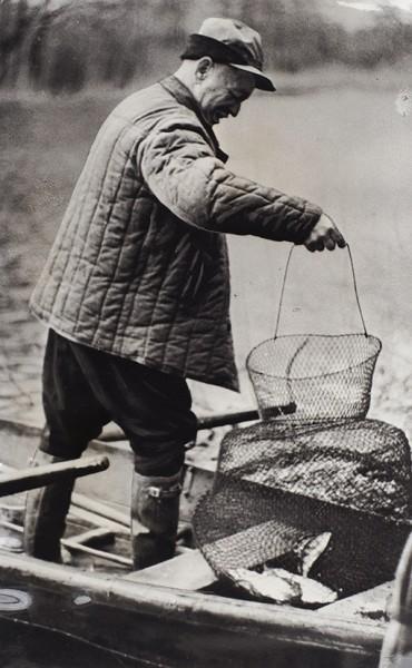 Пять фотографий Михаила Шолохова. 1950-1960-е гг.
