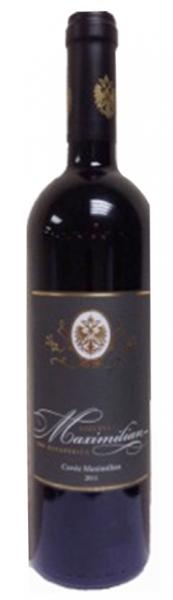 Cuvee Maximilian, red dry, 2011, IGT, 0,75л. (коробка 6бутылок)