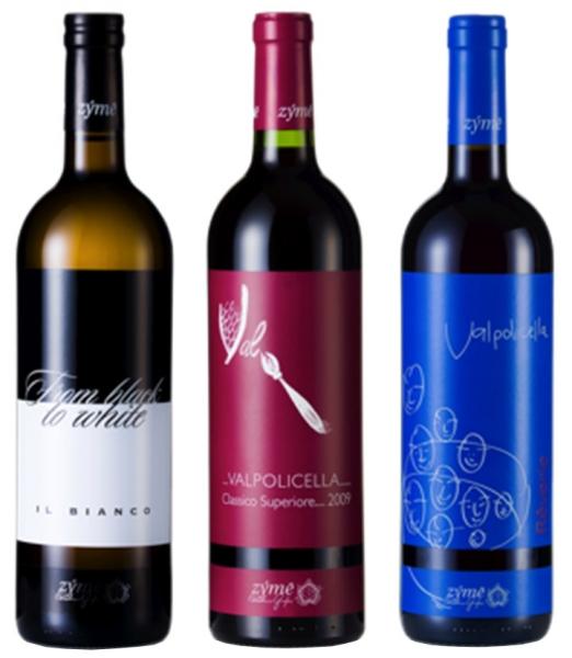 Набор 3хвин вфутляре: Valpolicella Classico Superiore, red dry, DOP, 2016, 0,75+ILBIANKO From black towhite, white dry, IGT, 2016, 0,75+ [Рейтинг: Luca Maroni: 92/100] Valpolicella Reverie, red dry, DOP, 2017, 0,75л. [Рейтинг: DoctorWine: 89/100; Luca Maroni: 90/100; Veronelli: 87/100; Bibenda: 3/5; Gambero Rosso: 1/3]