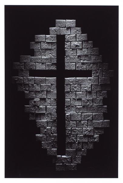 Нургалиев Руслан. Изсерии «Русский хлеб» №8. 2019. [Тираж 1/7] Бумага, цифровая печать. 60×40см.
