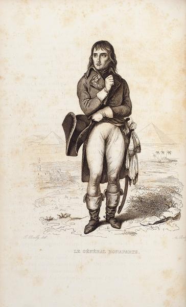 [Великий писатель овеликом императоре] Дюма, А.Наполеон. Париж: Delloye éditeur, 1840.