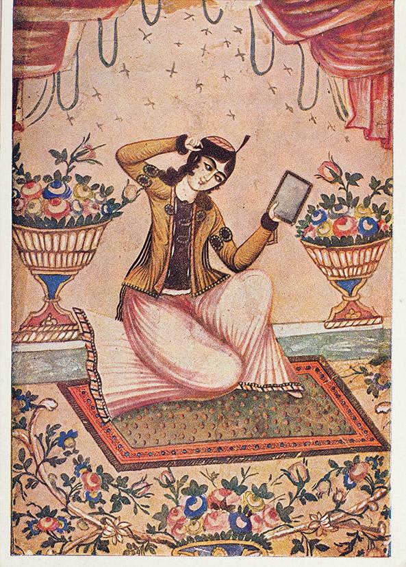 картинки персидских поэтов реале девушку