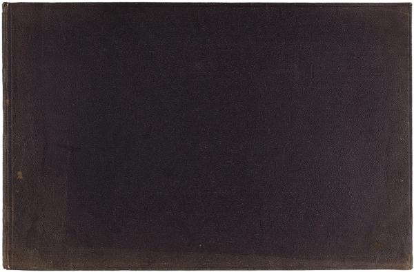 [Альбом офортов музейного уровня] Пейзажные рисунки Гверчино, гравированные Жаном Пезном. [Наит.яз.]. Болонья: Издание Бенедетто иЧезаре Дженнари, [после 1678].
