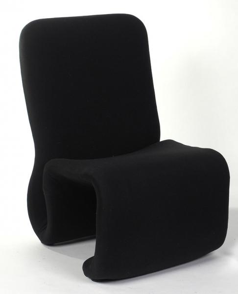 Винтажное кресло Ghost дизайнера Jan Ekselius. Швеция, 1970-е гг.