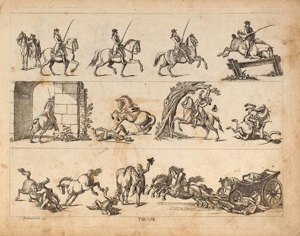 Альбом гравюр Даниэля Ходовецкого. Германия, 1770-е гг.