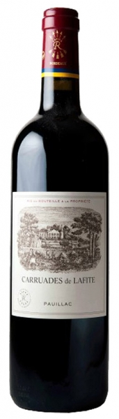 Carruades de Lafite 2012, red dry, 12,5%, 0,75 л.