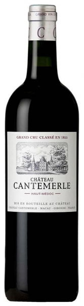 Chateau Cantemerle 2011, red dry, 13%, 0,75 л.
