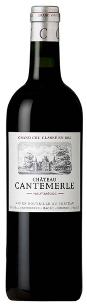 Chateau Cantemerle 2014, red dry, 13%, 0,75л.