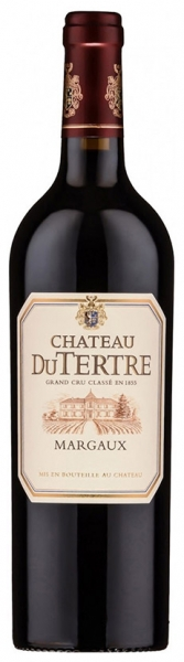 Chateau du Tertre 2014, red dry, 13%, 0,75 л.