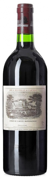 Chateau Lafite Rothschild 2006, red dry, 12,5%, 0,75 л.