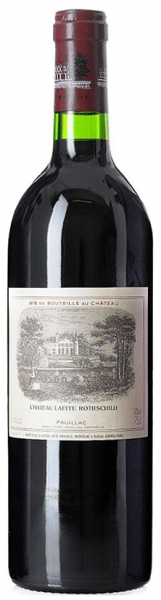 Chateau Lafite Rothschild 2010, red dry, 13,5%, 0,75 л.