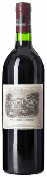 Chateau Lafite Rothschild 2011, red dry, 12,5%, 0,75л.