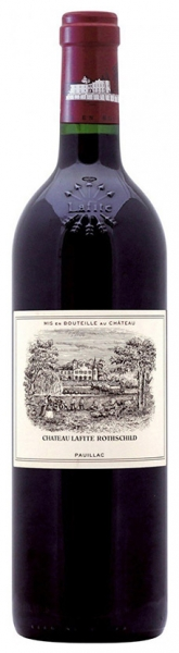 Chateau Lafite Rothschild 2014, red dry, 12,5%, 0,75 л.
