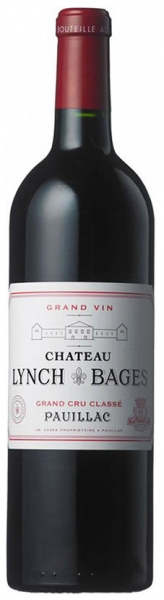 Chateau Lynch Bages 2015, red dry, 13%, 0,75л.