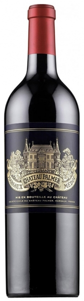 Chateau Palmer, red dry, 2014, 12,5%, 0,75л.
