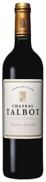 Chateau Talbot 2013, red dry, 13%, 0,75л.