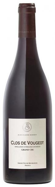 Clos deVougeot Grand Cru Jean-Claude Boisset, red dry, 2016, 13%, 0,75л.