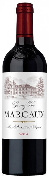 Grand Vin deMargaux, red dry, 2016, 13%, 0,75л.