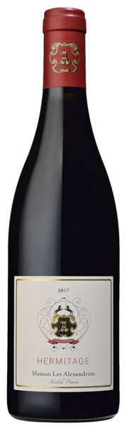 Hermitage Rouge Maison Les Alexandrins, red dry, 2017, 13%, 0,75л.