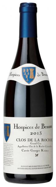 Hospices DeBeaune Clos DeLaRoche Grand Cru Bouchard Aine &Fils, red dry, 2013, 13%, 0,75л.