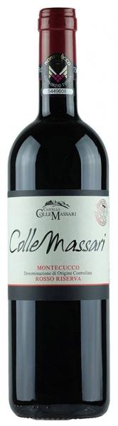 ColleMassari Rosso Riserva, red dry, 2014, 14%, 0,75л.