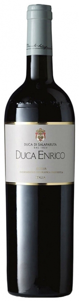 Duca Enrico Duca diSalaparuta 2010, red dry, 13,5%, 0,75л.