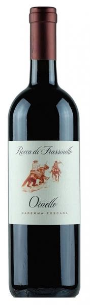 Ornello Rocca diFrassinello, red dry, 2015, 14%, 0,75л.