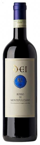 Rosso diMontepulciano Dei, red dry, 2014, 13,5%, 0,75л.