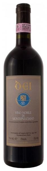 Vino Nobile diMontepulciano Dei, red dry, 2016, 13,5%, 0,75л.