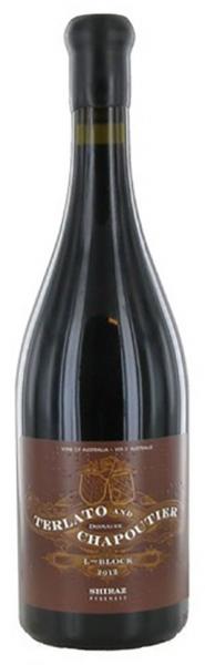 L-Block Terlato &Chapoutier 2013, red dry, 13,5%, 0,75л.