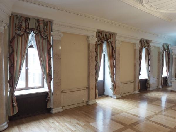 [Представляем вам прекрасную возможность жить там, где «бьётся сердце» Москвы] Уникальная квартира встиле ампир площадью 206,7м² наАрбате.