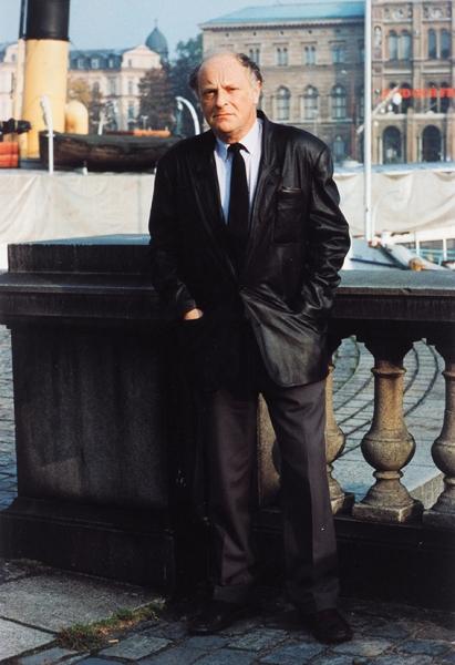 Тридцать фотографий Иосифа Бродского. Швеция, США, 1980-1990-е гг.