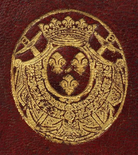 [Избиблиотеки «запасного» наследника французского престола] Галантный Меркурий. [Журнал]. Декабрь 1694. [Mercure galant dedie aMonseigneur leDauphin. Decembre 1694. Нафр.яз.]. Paris: Chez Michel Brunet, [1694].