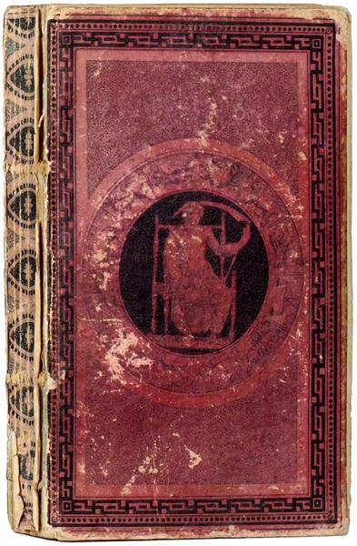 [Миниатюрное издание. 16гравюр] Шиллер, Ф.Исторический календарь для дам на1793год. [Нанем.яз.] Лейпциг, 1792.