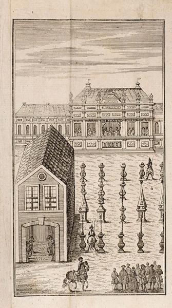 Благородное искусство верховой езды. [Die edle reit kunst mit kupfern und einem anhange von der Rofs-Artzeney. Нанем.яз.]. Griesbach (?): Изд. М.Готтлиб, 1755.