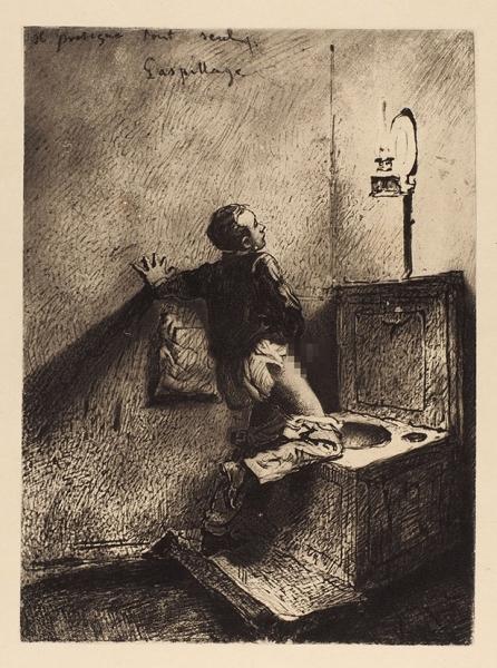 [Контрафактное издание снеизвестным тиражом] Зичи, Михаил. Любовь. [Сорок гелиогравюр]. [Michael von Zichy. Liebe. Vierzig Heliograwueren. Нанем.яз.]. Б.м., [1913].