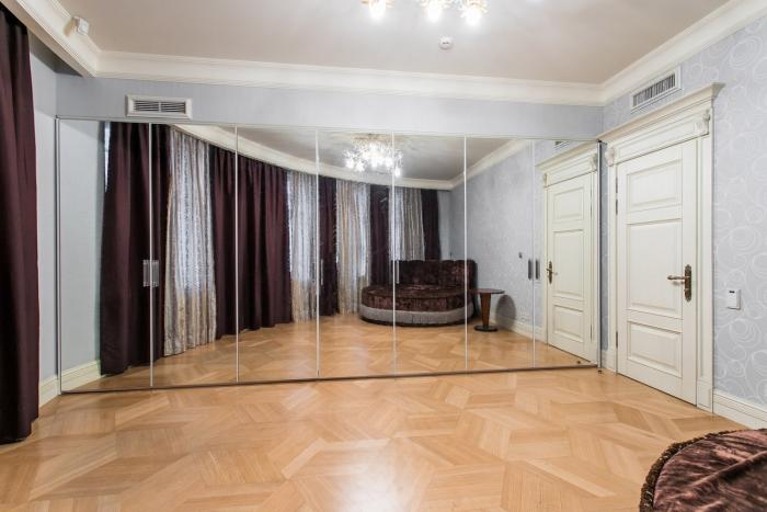 Квартира 155кв. м— Апартаменты встиле современной классики наЯкиманке. Улица Большая Полянка, 43/3.