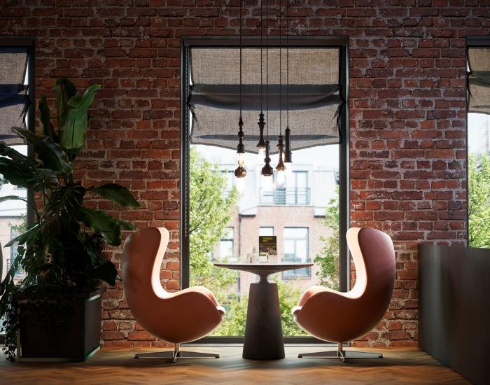Квартира 196кв. м— 2-уровневый лофт под отделку. Жилой комплекс «Лофт-квартал Studio12», 12-й пр. Марьиной Рощи, 8.