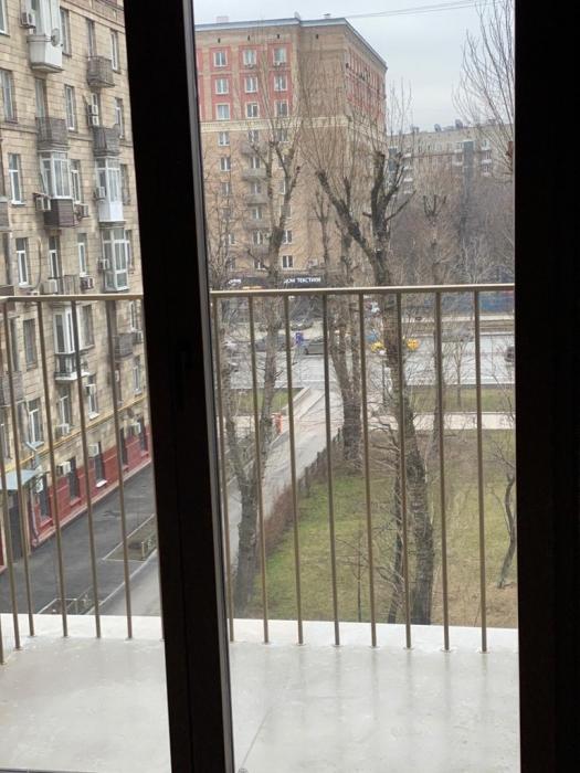 Квартира 47кв. м— Квартира вновом клубном доме наКутузовском. Жилой комплекс «Кутузовский, 12», Кутузовский пр-т, 12.