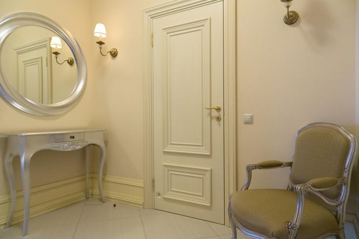 Квартира 125кв. м— Квартира «под ключ» взагородном комплексе наРублёвке. Коттеджный поселок Шале-Жуковка, Рублёво-Успенское шоссе, 8км отМКАД.