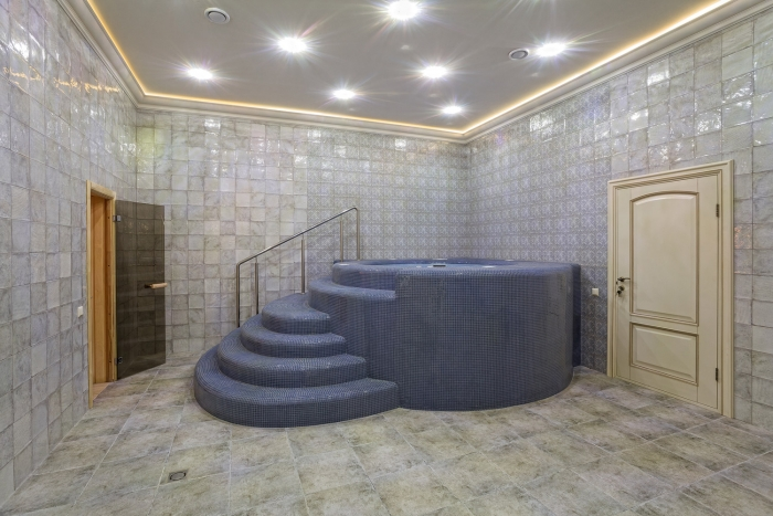 Вилла 537кв. м— Шикарная двухэтажная вилла всредиземноморском стиле спотрясающим видом нагору Аю-Даг, море истарый Гурзуф. Республика Крым, Ялта, пгт. Гурзуф.