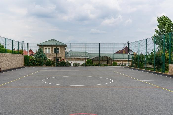Вилла 560кв. м— Вилла взакрытом коттеджном поселке наЛысой горе. Краснодарский край, Анапа, с. Супсех.