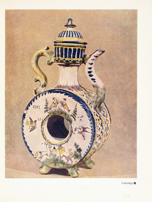 Салтыков, А.Майолика Гжели. М.: Искусство, 1956.