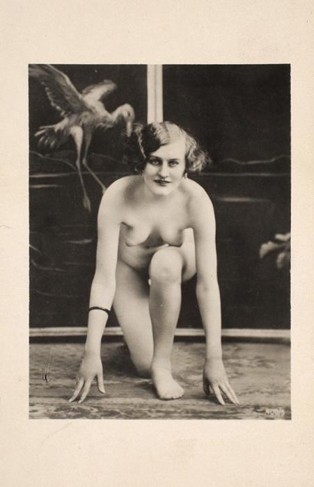 [Эротика] Фотография: Ню/ фотограф [А.Гринберг]. [1930-е гг.].