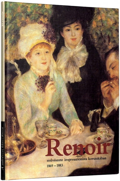 Ренуар, 1869-1883: альбом-каталог [навенгр.яз.]. Будапешт: Корвина, 1972.