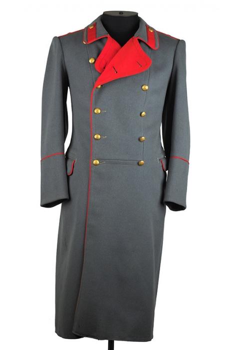 Шинель (плащ-пальто) генерал-лейтенанта русской императорской армии. 1900-е гг.